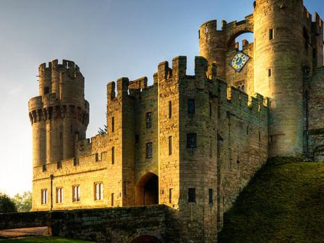 1 Day Oxford, Stratford and Warwick Castle Tour from London
