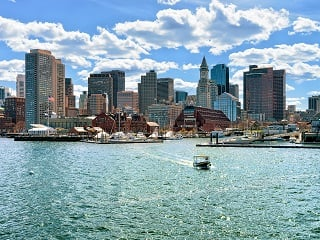 2-Day Rhode Island, Boston Tour from New York