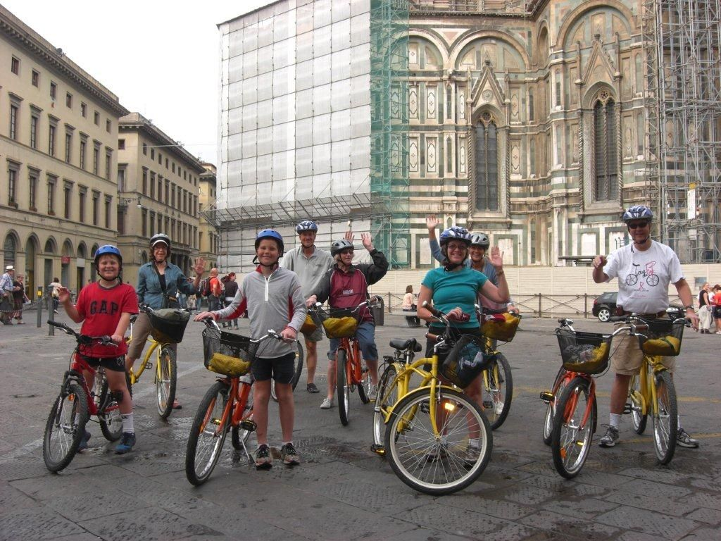 Florence Guided Bike Tours