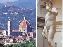 Florence Guided AM City Tour (Including lunch)