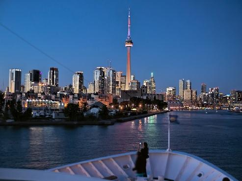Toronto Harbour Dinner Cruise