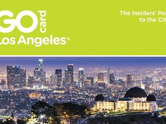 2-Day Go Los Angeles Card