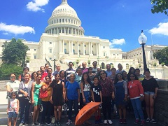 2-Day Washington DC, US Capitol In-Depth Tour from New York/New Jersey