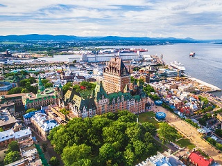4-Day Montreal & Quebec City Experience Independant Tour from Montreal