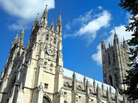 1-Day Leeds Castle, Canterbury Cathedral & Dover Select Tour from London