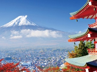 6-Day Japan Kanto, Kansai Deluxe Tour from Tokyo with Airport Pickup