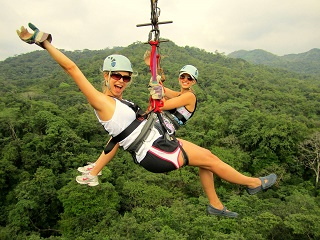 9-Day Pacuare River, Arenal Volcano National Park, Monteverde and Samara beach Tour from San Jose