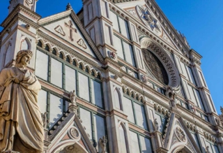 Santa Croce Church Tour from Florence