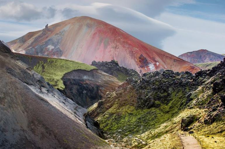 Landmannalaugar Pearl of the Highlands Hiking and Bathing Tour from Reykjavik
