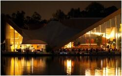 1-Day Dinner at Elago Lakeside Restaurant from Mexico City