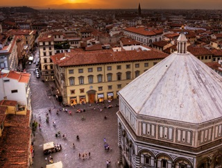 Duomo Square Walking Tour from Florence