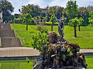Royal Boboli Garden Private Tour from Florence