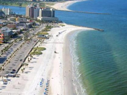 1-Day The Sea Screamer Boat Ride and Clearwater Beach Time from Orlando