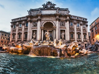 4-Day Paris,  Lucerne, Milan, Rome Europe Explorer Tour from Paris in English