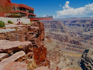 1 Day Grand Canyon West Rim Bus Tour With Las Vegas Hotel Pickup