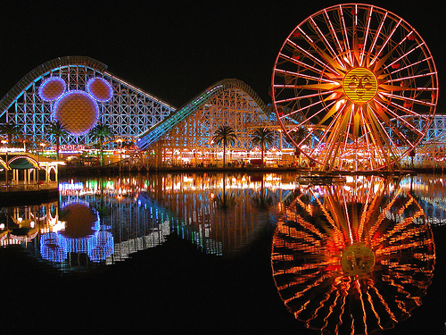 4-Day Los Angeles, Disneyland (or San Diego), Universal Studios Tour from San Francisco, Los Angeles Out