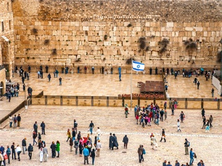 3-Day Classical Jerusalem Tour from Jerusalem/Herzliya/Netanya/Tel Aviv