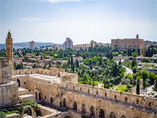 3-Day Christian Jerusalem and Masada Tour from Jerusalem/Herzliya/Netanya/Tel Aviv
