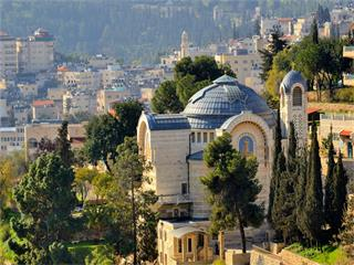 5-Day Classical Gems Tour from Tel Aviv/Jerusalem/Herzliya/Netanya