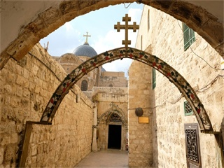 7-Day Classical Jerusalem, Dead Sea, Sea of Galilee and Golan Heights Tours from Tel Aviv