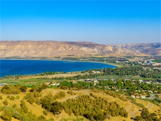 8-Day Classical Jerusalem, Dead Sea, Sea of Galilee and Golan Heights Tours from Tel Aviv