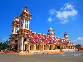 1-Day Tay Ninh and Cu Chi Tunnels Tour from Hanoi