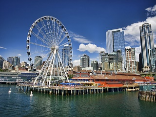 2-Day Seattle Tour at Your Choice from Seattle