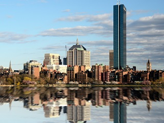 1-Day Skywalk Observation and Boston Duck Tour with Accommodation from Boston