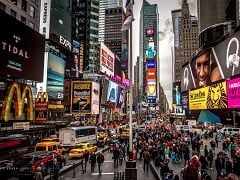 7-Day New York, Washington DC, Niagara Falls (Overnight), Cave of the Winds, Boston Deluxe Tour from New York with Airport Trans