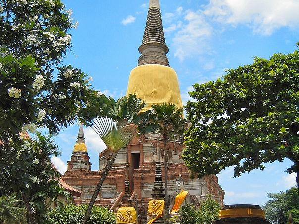 6-Day Bangkok, Pattaya and Ayuttaya Tour from Bangkok