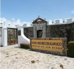 1-Day Acapulco Cultural & Historical Tour from Acapulco
