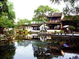 1-Day Suzhou Garden and Zhouzhuang Water Village Tour from Shanghai