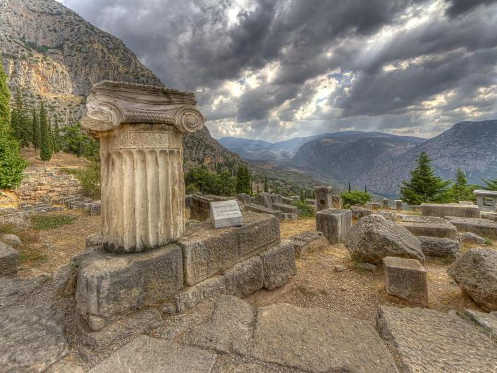 3-Day Greece Classical Tour from Athens