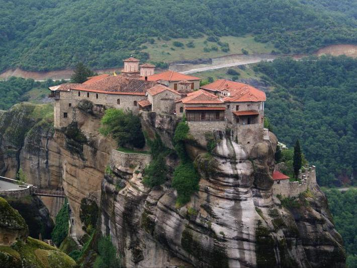 4-Day Greece Classical Tour with Meteora from Athens