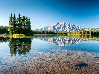 6-Day Vancouver, Canadian Rockies Tour from Vancouver/Seattle (Summer Tour)