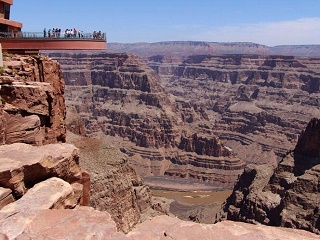 8-Day Grand Canyon West, Monterey, San Francisco Tour  from Los Angeles - Overnight in Grand Canyon
