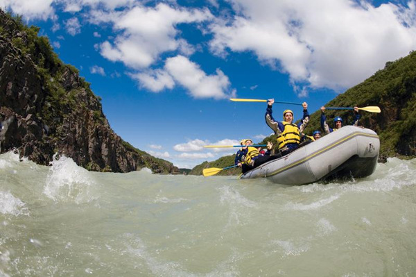 River Fun Rafting Tour from Reykjavik