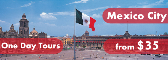 See the sights in Mexico City