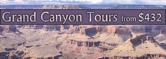 Anaheim to Grand Canyon Tours