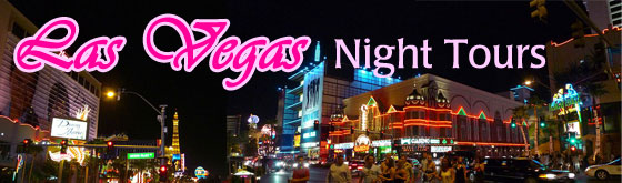 Las Vegas Night Tours $45+