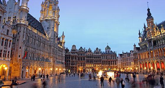 Brussels Local Tours