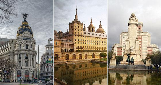 Madrid 1-Day Sightseeing Tours