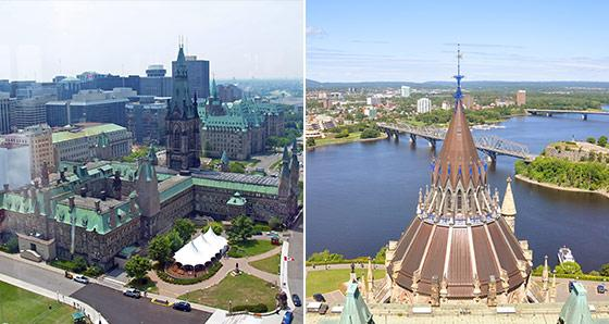 Vacation Packages to Ottawa