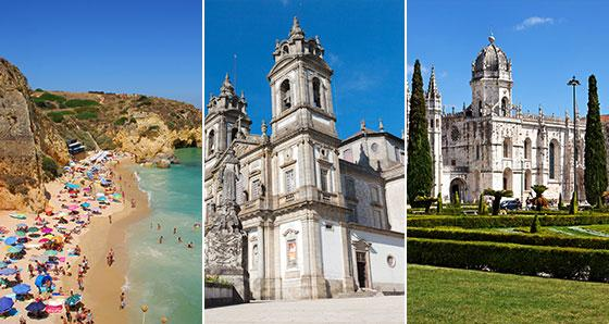 Vacation Packages to Portugal