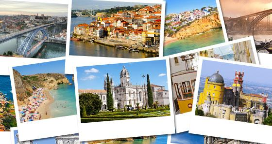 1-Day Portugal Sightseeing Tours