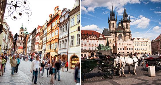 Prague Vacation Packages