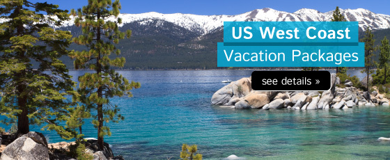 Travel the US West Coast
