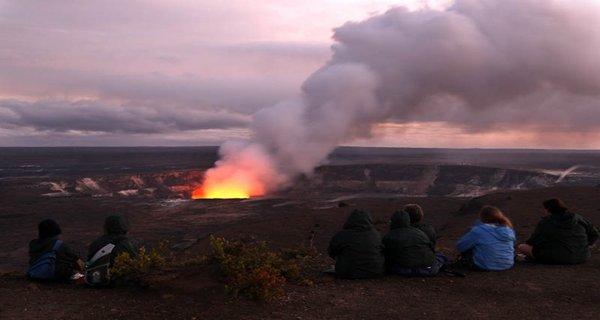 Volcanoes National Park Day Tours