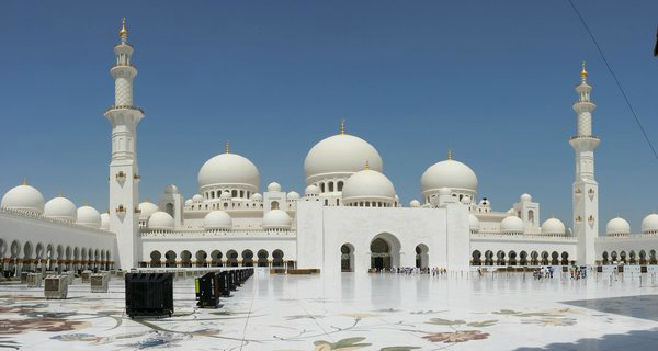 Abu Dhabi 1-Day Tours