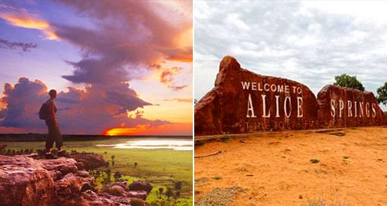 Alice Springs Sightseeing Tours